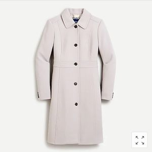J. Crew Petite Classic Lady Day Coat 52606